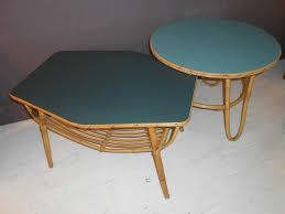 bureau en rotin table basse en rotin les p u0027tits bobos