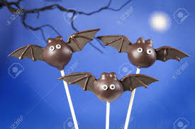 bat cake pops stock photo picture and royalty free image image