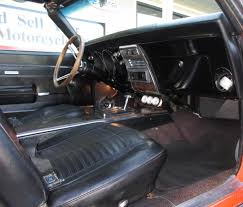 1968 Firebird Interior 1968 Pontiac Firebird 350
