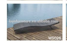 Cheap Outdoor Rattan Furniture by Double Chaise Lounge Rattan Furniture Outdoor Furniture High Back