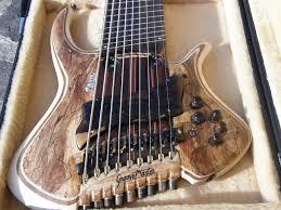 9 string fanned fret 74 best fanned fret basses images on pinterest guitar building