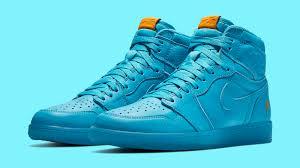 green or blue gatorade air jordan 1 blue lagoon aj5997 455 sole collector