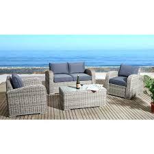 canape de jardin en resine tressee pas cher meubles jardin resine tressee garden service