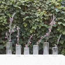 Glass Vase Centerpiece Minimalist Wedding Centerpiece Tutorial Rustic Wedding Chic