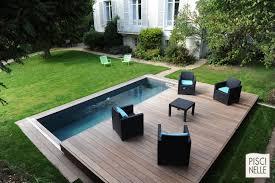 Mobilier Terrasse Design Une Terrasse Coulissante De Piscine Rolling Deck Pisicnelle