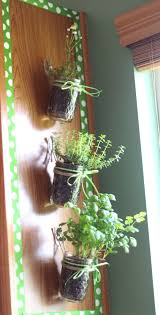 how to make a hanging kitchen herb garden living a sunshine life
