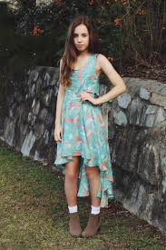 Light Blue High Low Dress Light Blue High Low Dress Chictopia