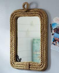 nautical bathroom mirrors nod to nautical bathroom best 25 rope mirror ideas on pinterest nautical bathroom rope mirror