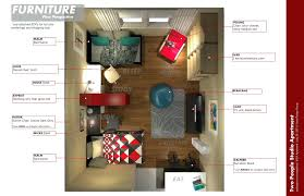 efficiency apartment floor plans images about garage apt on