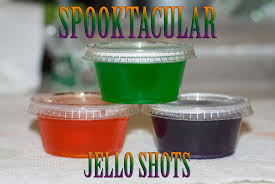 halloween jello shots a year of cocktails