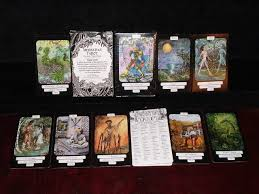 oracle and tarot collection on ebay