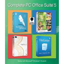 Wordperfect Spreadsheet Corel Complete Pc Office Suite 5 Digital Download Bundle