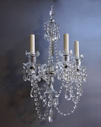 Crystal Wall Sconces Crystal Wall Sconces Traditional U2014 Home Ideas Collection Crystal