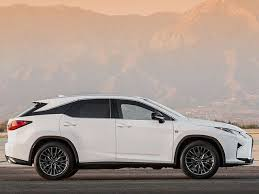 lexus crossovers to gun for bmw by unveiling three row rx l in la