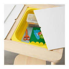 Children S Lego Table Flisat Children U0027s Table Toy Storage Playrooms And Trays