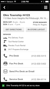 black friday home depot motorcycle home depot pro app review put your smart phone to work