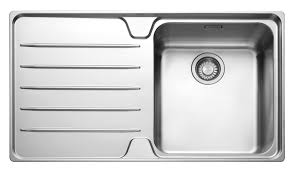 single kitchen sink sizes franke laser 1 bowl polished stainless steel single kitchen sink