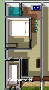 design interior rumah petak desain dijual rumah kontrakan petak ray white indonesia desain