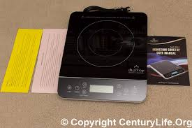 Portable Induction Cooktop Reviews 2013 In Depth Product Review Secura Duxtop 9600ls Lcd 1800 Watt