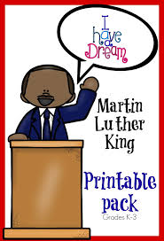 martin luther king printables u2013 only passionate curiosity