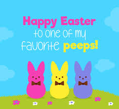 easter peeps free happy easter ecards greeting cards 123 greetings