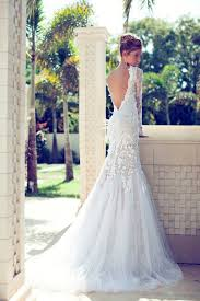 backless wedding dresses editors picks backless wedding dresses of 2015 modwedding