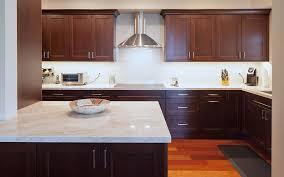 white kitchen countertops with brown cabinets premier kitchens the granada kitchen