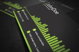 Business Card Template Jpg 21 Music Business Cards Free Psd Ai Vector Eps Format