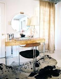 Vanity Table And Stool Set Vanities Mid Century Modern Vanity Table Find This Pin And More