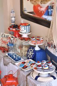 Nautical Table Decoration Ideas Nautical Theme Party Table Decorations Best Decoration Ideas For You