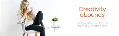 amazon com modway aegis dining armchair orange chairs