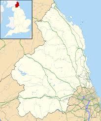 Goo Map File Northumberland Uk Location Map Svg Wikimedia Commons