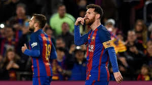 fans the meaning of messi goal celebration photo