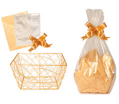 cello wrap for gift baskets create your own gift basket wire basket tissue paper cellophane
