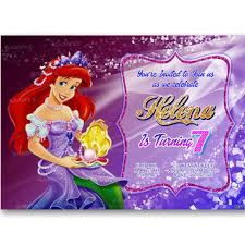 best ariel the little mermaid birthday party products on wanelo