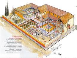 roman insula floor plan luxury villa interior roman style d house baths design modern plans