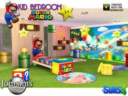 mario bedroom jomsims super mario kids bedroom