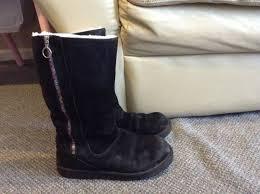 ugg australia s emalie waterproof wedge boot 7us stout brown ugg australia youth hayden k 5655 black fashion my style