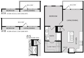 Floor Plan Description by Washington Avenue Houston Apartments Walk To Restaurants U0026 Nightlife