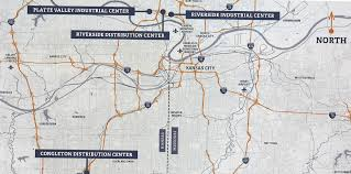 Kansas City Metro Map by Another Blockbuster Area Industrial Portfolio Brings 50m