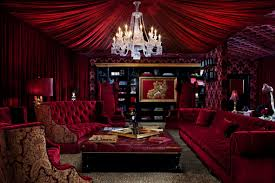 Red Wine Upholstery Interior Valentine Bedroom Ideas Red Heart Cushion Red Pillow