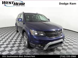 dodge crossroad 2017 dodge journey in orchard park ny west herr dodge