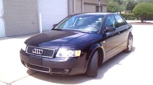 2004 Audi A4 Interior 2002 Audi A4 1 8t Luxury Interior Youtube