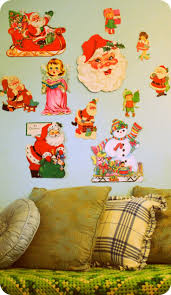 Christmas Cutout Decorations Christmas Vintage Christmas Ornaments Victorian Awesome