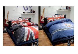 Duvet Covers Single Uk British Flag Duvet Cover Sweetgalas