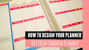 design planner how i made my personal planner easy and cheap diy planner pt