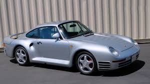 porsche 959 price porsche 959 with over 100 000 in maintenance likely to fetch over