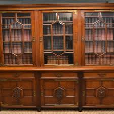 Walnut Corner Bookcase Antique William Iv Burr Walnut Corner Bookcase C 1830 Antique