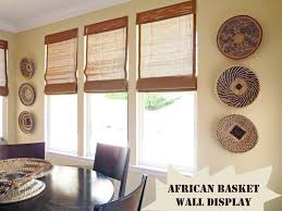 Home Wall Decor by Home African Basket Wall Decor