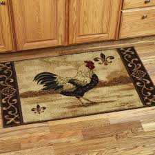 Kitchen Chicken Decor Extraordinary For Marvellous Wall Brown